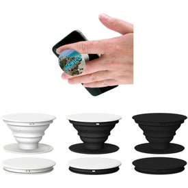 PopSockets Smartphone Grip Stands (Full Color Logo)