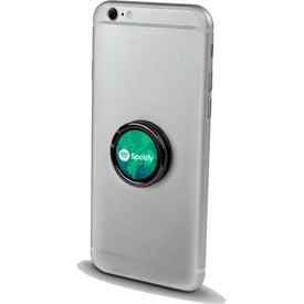 SpinSocket Phone Holder
