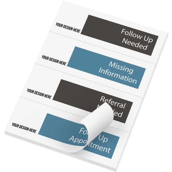 Post-It Custom Printed Page Markers