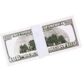 $100 Bill Stress Reliever for Advertising