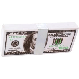 $100 Bill Stress Reliever for Your Company