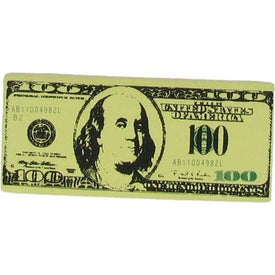 $100 Bill Stress Ball