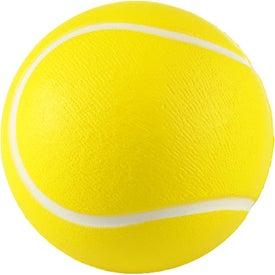 """2 1/2"""" Tennis Ball Stress Ball"""