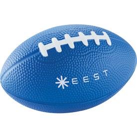 """Branded 3-1/2"""" Football"""