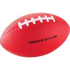 "3-1/2"" Football Branded with Your Logo"