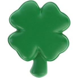 4-Leaf Clover Stress Ball for Your Church