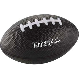 "5"" Football Stress Reliever for Customization"