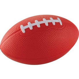 "5"" Football Stress Reliever Giveaways"