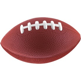 "Advertising 5"" Football Stress Reliever"