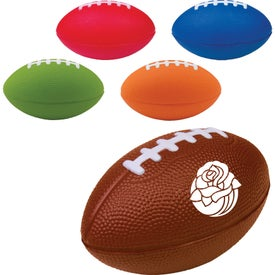 "Large Football Stress Ball (Economy, 5"")"