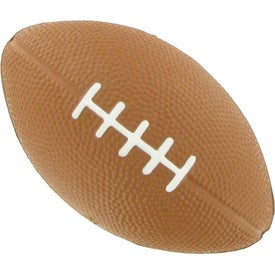 """Large Football Stress Reliever (5"""")"""