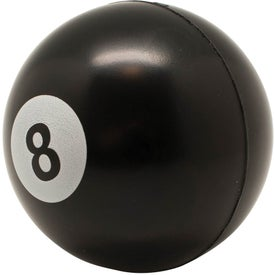 8-Ball Stress Reliever