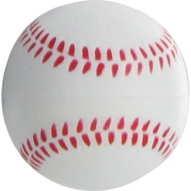 Customized Baseball Stress Ball