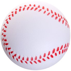 Baseball Stress Ball for Promotion