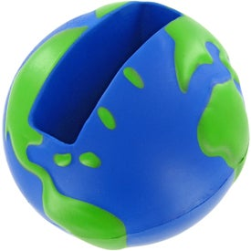 Earthball Cell Phone Holder Stress Toy Giveaways
