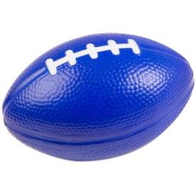 Custom Football Stress Ball