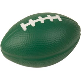 Football Stress Ball Imprinted with Your Logo