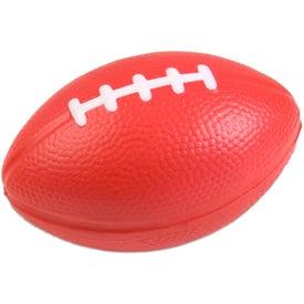 Company Football Stress Ball