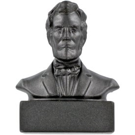 Abraham Lincoln Bust Stress Ball