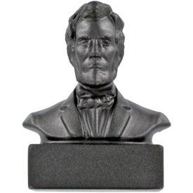 Abraham Lincoln Bust Stress Ball