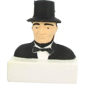 Abraham Lincoln Stress Ball for your School