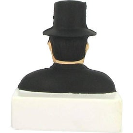 Abraham Lincoln Stress Ball for Your Company