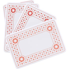 Promotional Ace Playing Card Stress Reliever