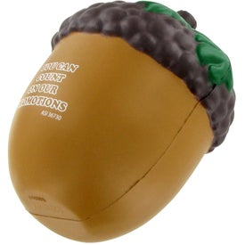 Acorn Stress Ball for Your Company