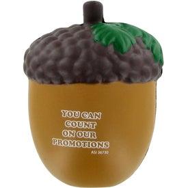 Promotional Acorn Stress Ball