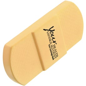 Adhesive Bandage Stress Ball Giveaways