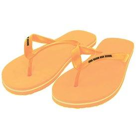 Adult Flip Flops for Marketing