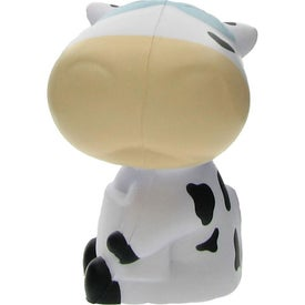 Advertising Cow Stress Ball for Marketing