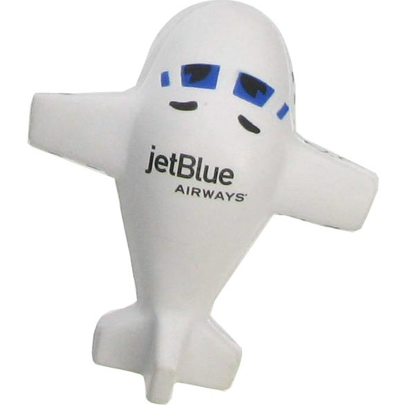 Large Airplane Stress Ball (Economy)