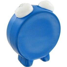 Promotional Alarm Clock Stress Toy