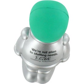 Alien Stress Ball for Customization