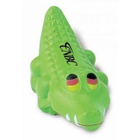 Alligator Stress Ball (Economy)