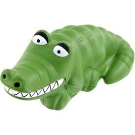 Custom Alligator Stress Ball