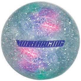 All That Glitters Bounce Ball for Your Company