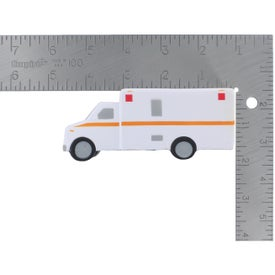Advertising Ambulance Stress Reliever