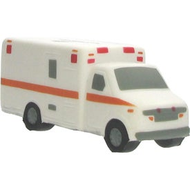 Branded Ambulance Stress Ball