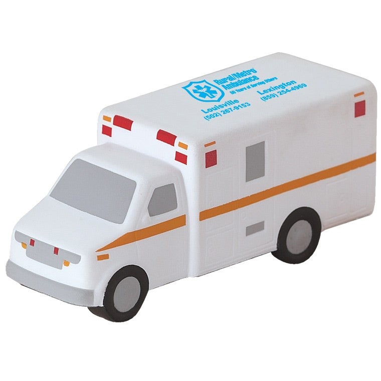 Ambulance Stress Ball (Economy)