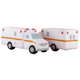 Personalized Ambulance Stress Ball