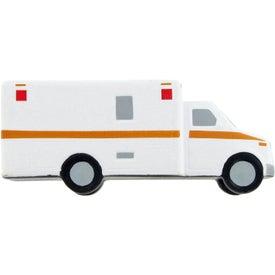 Logo Ambulance Stress Ball