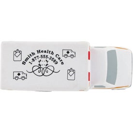 Custom Ambulance Stress Ball