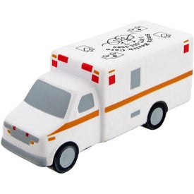 Ambulance Stress Ball for Your Organization