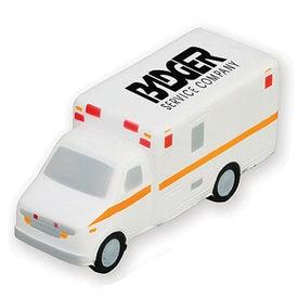 Ambulance Stress Squeeze