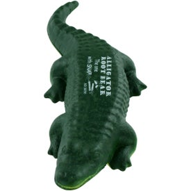 Company American Alligator Stress Ball