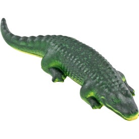 Custom American Alligator Stress Ball