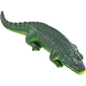 Custom American Alligator Stress Ball