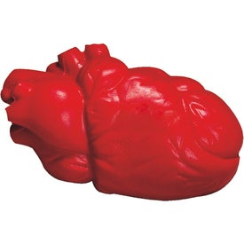 Personalized Anatomical Heart Stress Ball